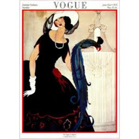 Vogue Print - June First 1921